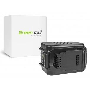 Green Cell Batteria Dewalt DCB184 DCB182 DCB180 18V 6Ah