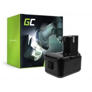 Green Cell Batteria Green Cell EB9B EB926H EB930H 9.6V 2Ah per Hitachi