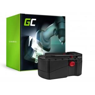 Green Cell Batteria Hilti SFL24 24V 3Ah