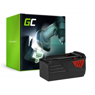 Green Cell Batteria HILTI TE6A 36V 3Ah