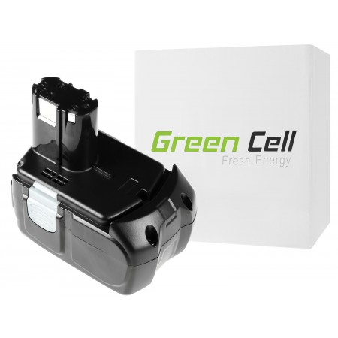 Green Cell Batteria Hitachi BCL1815 C18DL 18V 1.5Ah