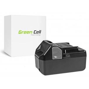 Green Cell Batteria Hitachi C18DSL C18DSL2 C18DSLP4 CG18DSDL CJ18DSL 18V 4Ah