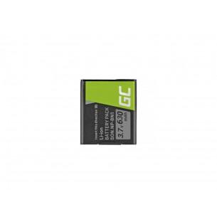 Green Cell Batteria NP-BN1 Sony Cyber-Shot DSC-QX10 DSC-QX100 DSC-TF1 DSC-TX10 DSC-W530...