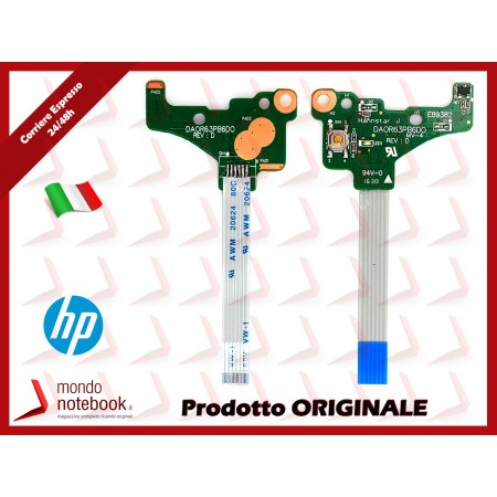 Power Button Board HP 15-E series ON/OFF
