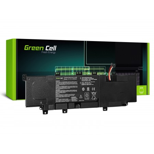 Batteria Compatibile Alta Qualità ASUS VivoBook S300 S300C S400 S400C X402 X402C -...