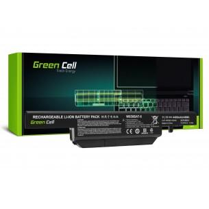 Green Cell Batteria per Clevo W650 W670 / 11,1V 4000mAh