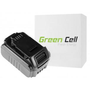 Green Cell Batteria per Dewalt DCB184 DCB182 DCB180 18V 5Ah