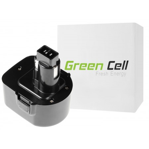 Green Cell Batteria per DeWalt DE9037 DE9071 DE9074 12V 2Ah