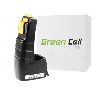 Green Cell Batteria per FESTOOL BPH9 6C 96ES 9.6V 2Ah
