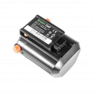 Green Cell Batteria per Gardena BLi-18 8866 Li-18/50 TCS Li-18/20 18V 2.5Ah