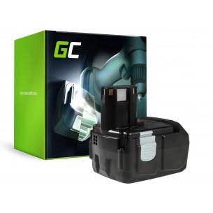 Green Cell Batteria per Hitachi BCL1815 C18DL 18V 2Ah