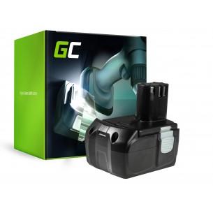 Green Cell Batteria per Hitachi CJ14DL BCL1415 14.4V 1.5Ah