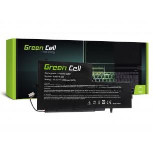 Green Cell Batteria per HP Envy x360 13-Y HP Spectre Pro x360 G1 G2 / 11,4V 4900mAh