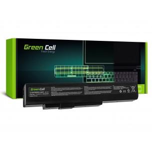 Green Cell Batteria per MSI A6400 CR640 CX640 MS-16Y1 / 14,4V 4400mAh