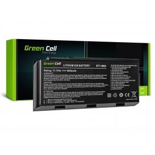 Green Cell Batteria per MSI GT60 GT70 GT660 GT680 GT683 GT780 GT783 GX660 GX680 GX780 /...