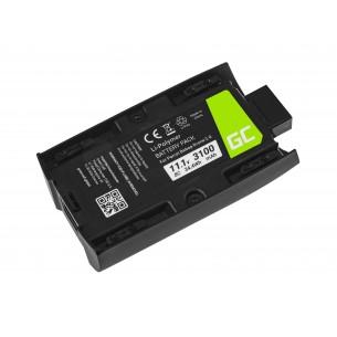 Green Cell Batteria per Parrot Bebop 2 11.1V 3100mAh