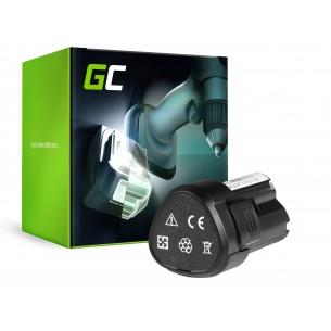 Green Cell Batteria per WORX WA3503 WA3509 12V 2Ah