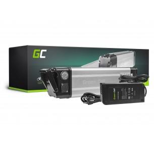 Green Cell Batteria Silverfish 36V 11Ah 396Wh per E-Bike Pedelec