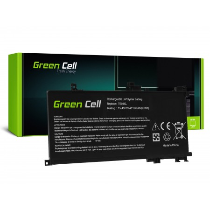 Green Cell Batteria TE04XL per HP Omen 15-AX 15-AX052NW 15-AX204NW 15-AX205NW...