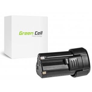 Green Cell Batteria WORX WA3503 WA3509 12V 2Ah
