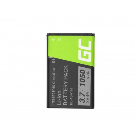 Green Cell BS-09 BS-16 Phone Batteria per myPhone Easy Flip Halo
