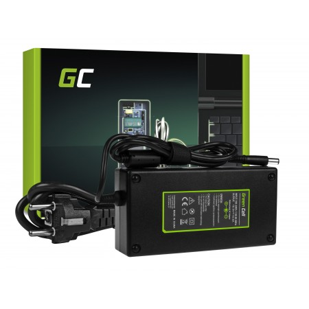 Green Cell Charger  AC Adapter per Dell 210W / 19.5V 10.8A / 7.4mm - 5.0mm PIN