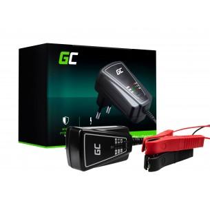 Green Cell Charger per accumulators 6V / 12V (1A)