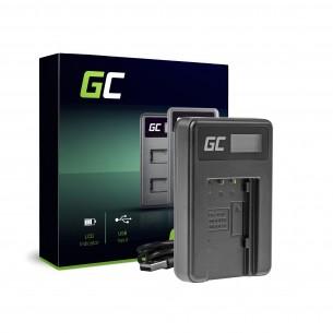 Green Cell Charger VW-BC10 Panasonic VW-VBT190 HC-250 HC-V130 HC-V510 HC-V770 HC-W580...