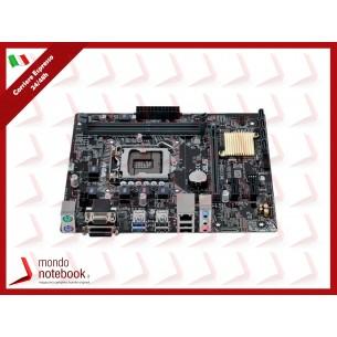 MB ASUS H110M-K (KABILAKE) H110 LGA1151 2DDR4 VGA+DVI PCIe (RETROC. SKYLAKE) mATX