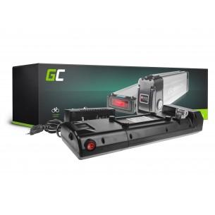 Green Cell eBike Batteria Rear Rack 24V 13Ah 312Wh E-Bike Pedelec