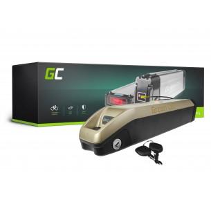 Green Cell eBike Down Tube Batteria 36V 11,6Ah 418Wh E-Bike Pedelec