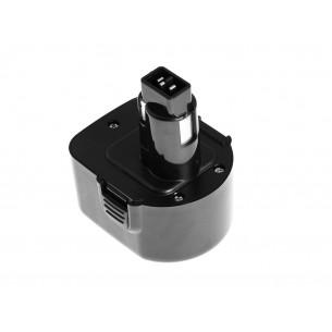 Power Tools Batteria DE9074  per DeWalt 2802K 2812K DC740KA