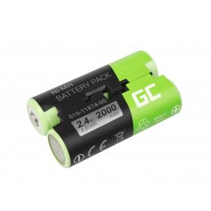 Green Cell GPS Batteria 010-11874-00 Garmin Astro 430 Oregon 600 700 750T GPSMAP 64 64s...