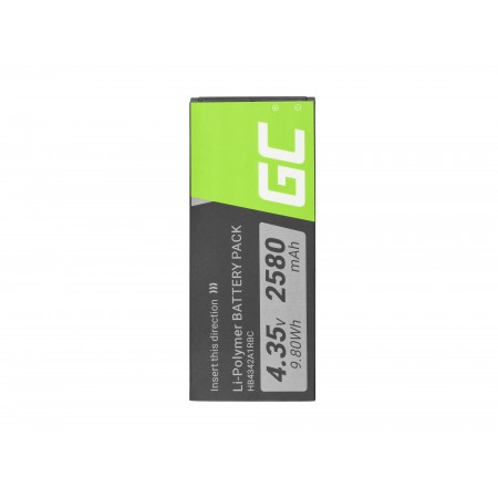 Green Cell HB4342A1RBC Smartphone Batteria per Huawei Ascend Y5 II Y6 Honor 4A 5