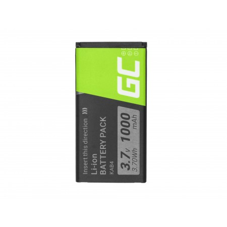 Green Cell KAB4 Phone Batteria per Kazam Life B4 Maxcom MM720
