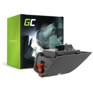 Green Cell Lawnmower Batteria per Gardena Comfort 35 Roll-Up 8025-20