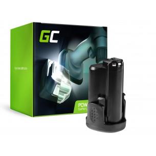 Green Cell Powertool Batteria Bosch PMF PSM PSR 10,8 LI-2 10.8V 1.5Ah
