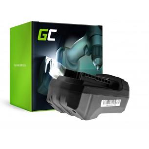 Green Cell Powertool Batteria Einhell RT-CD 18/1 2Ah 18V Li-Ion