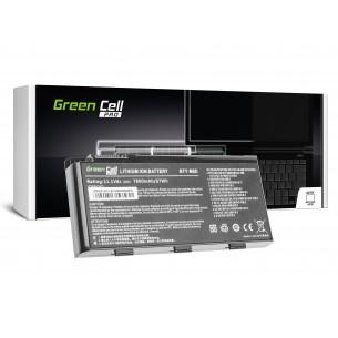 Green Cell PRO Batteria per MSI GT60 GT70 GT660 GT680 GT683 GT780 GT783 GX660 GX680...