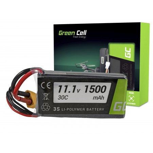 Green Cell RC Batteria 1500mAh 11.1V