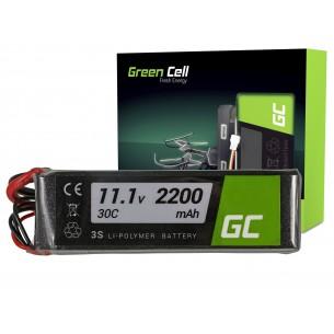 Green Cell RC Batteria 2200mAh 11.1V