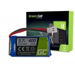 Green Cell RC Batteria per JJRC H31 3.7V 400mAh