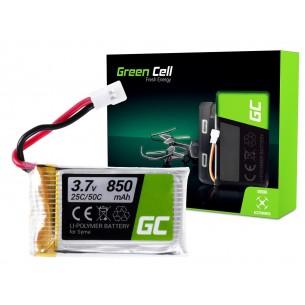 Green Cell RC Batteria per Syma H5C X5 X5A X5C X5SW X5SC Explorers 3.7V 850mAh
