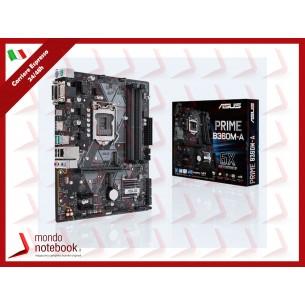 MB ASUS PRIME B360M-A LGA1151 (COFFEE LAKE) 4DDR4 VGA+HDMI+DVI PCIe M2 mATX