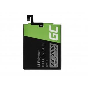 Green Cell Smartphone Batteria BM46 Xiaomi Redmi Note 3