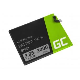 Green Cell Smartphone Batteria BN31 Xiaomi Mi A1 5X Note 5A Redmi S2 Y2