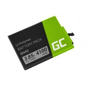 Green Cell Smartphone Batteria BN40 Xiaomi Redmi 4 4X