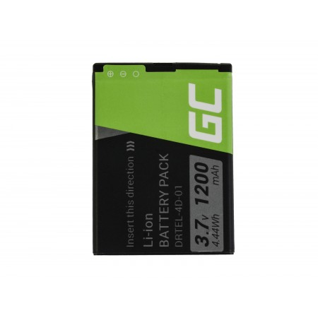 Green Cell Smartphone Batteria BS-01 BS-02 myPhone 1075 Halo 2