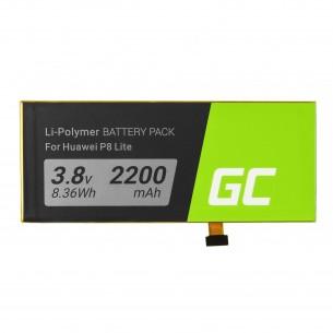 Green Cell Smartphone Batteria per Huawei P8 Lite