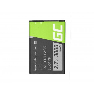Green Cell Smartphone Batteria per LG G4 BL-51YF